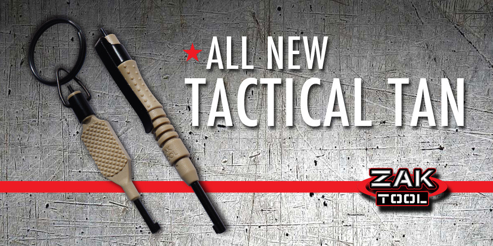 All New Tactical Tan